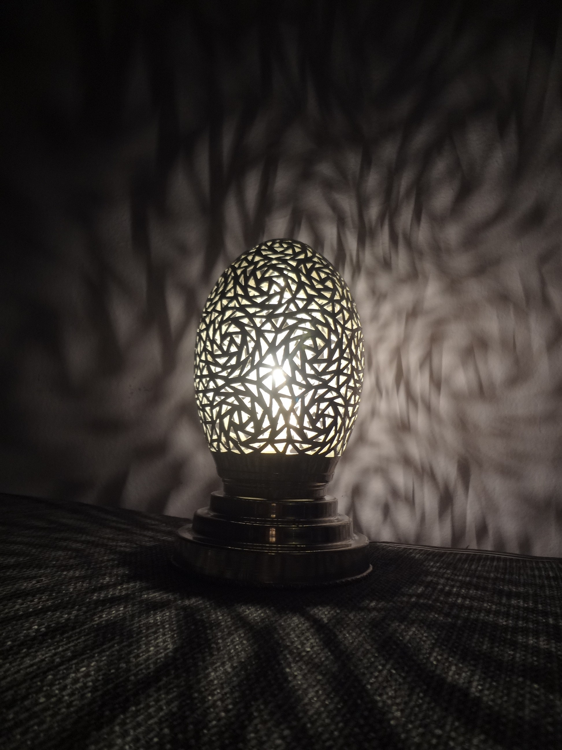 Stehlampe De Luxe, 27 cm