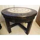 Mosaik-Tisch, rund